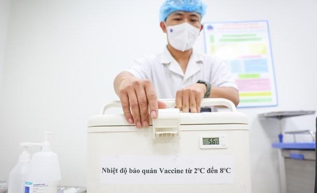 JICA、ベトナムにワクチン保管用冷凍ボックス1600のを供与