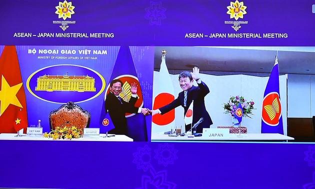ベトナム東部海域に対するASEANの立場を支持する 日本