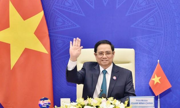 チン首相、国連安保理のハイレベル公開討論に出席