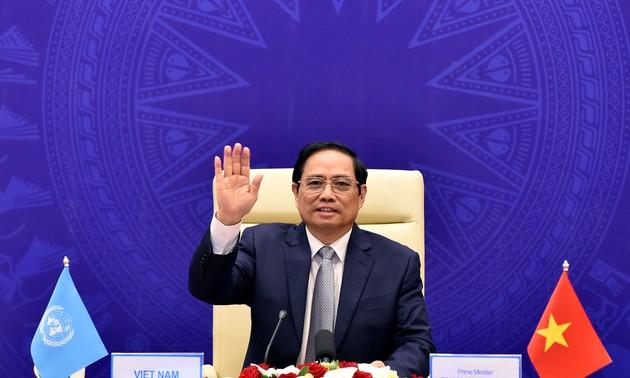 海上安全保障の維持のための対話促進に貢献する用意があるベトナム