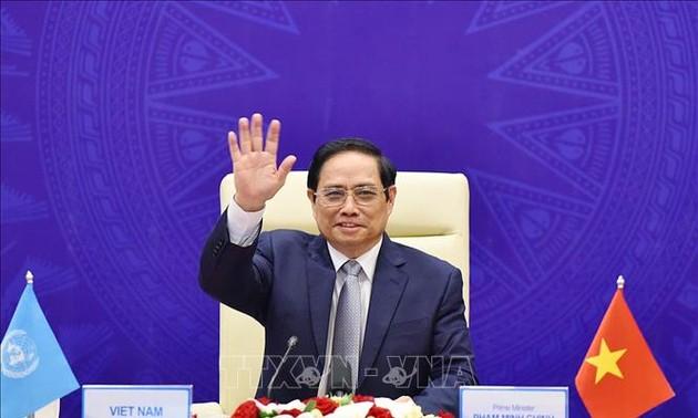ベトナム、海上安全保障の問題に対する責任を確認