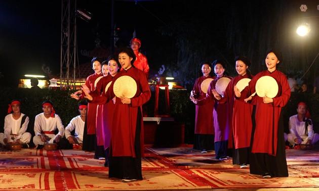フート省の伝統的民謡ハットスアン
