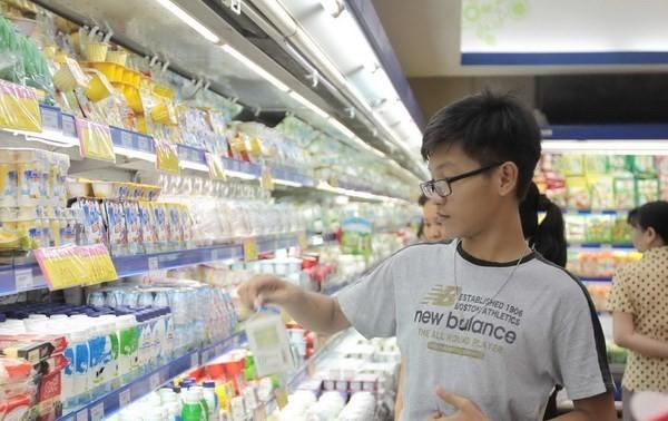 Republik Korea memberi apresiasi terhadap peranan pasar barang konsumsi Vietnam