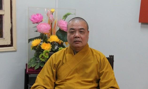 Sangha Buddha Vietnam mengadakan Pesta Awal Musim Semi