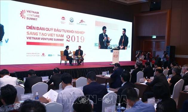 Forum Dana Investasi Start-up kreatif  Viet Nam-2019