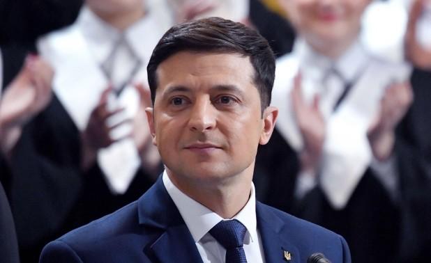 Presiden baru Ukraina ingin memecahkan bentrokan di bagian  Timur dengan bantuan Perancis dan Jerman