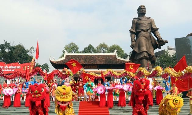 Mengkonservasikan dan mengembangkan nilai Situs peninggalan sejarah nasional  istimewa  Gundukan  Dong Da