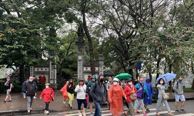 Kedatangan Wisman  ke Vietnam Naik  9 Persen pada Januari 2021 dibandingkan bulan sebelumnya