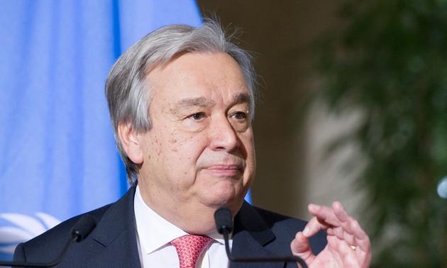 UN supports Oman's effort to resolve Yemen conflict