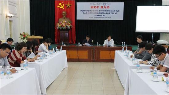 47th SEAMEC to focus on regional cooperation