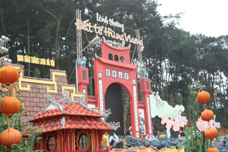 Cultural values preserved in ancestral land
