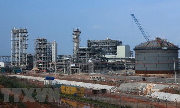 Nghi Son refinery ships first commercial product
