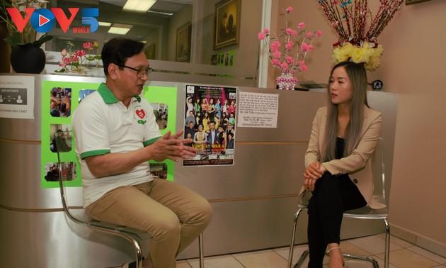 CLB Bác sĩ thiện nguyện Từ Tâm ở Canada hướng về miền Trung Việt Nam