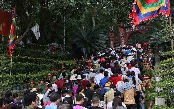 Phu Tho est prêt à organiser le culte des rois Hùng fondateurs de la Nation