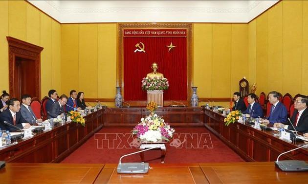 Promouvoir la coopération Vietnam-Mongolie