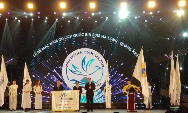 Clôture de l'année nationale du tourisme Ha Long – Quang Ninh 2018