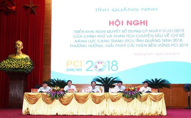 La province de Quang Ninh veut améliorer durablement l'ICP