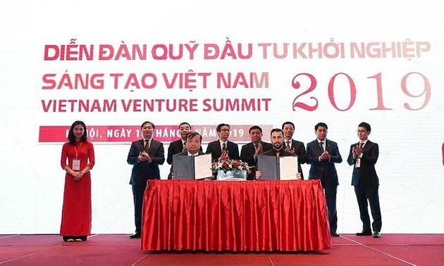Rencontre : le Fonds pour créateurs d'entreprises innovantes 2019