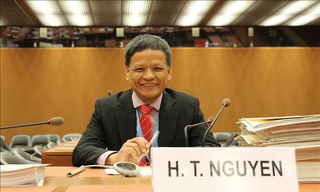 La Commission du droit international de l'ONU salue les expériences du Vietnam