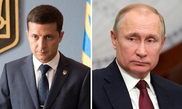 Sommet à Paris pour relancer la paix en Ukraine