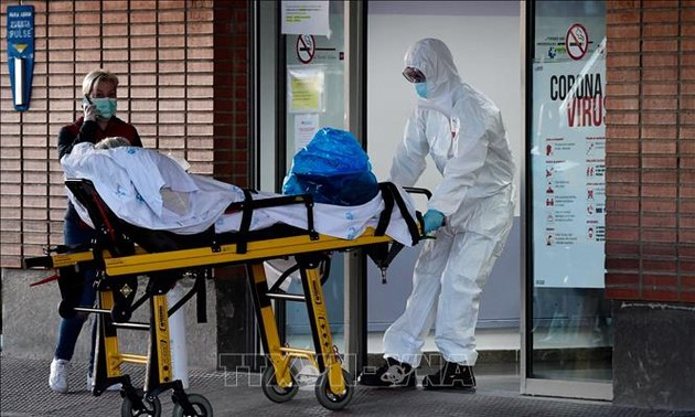 La propagation de coronavirus ralentit en Espagne