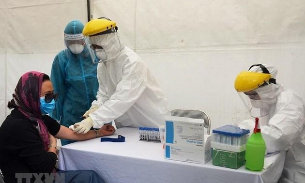 Covid-19: renforcement des mesures préventives dans les hôpitaux