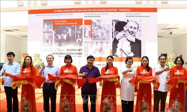 Activités en l'honneur du 130e anniversaire de la naissance du Président Hô Chi Minh