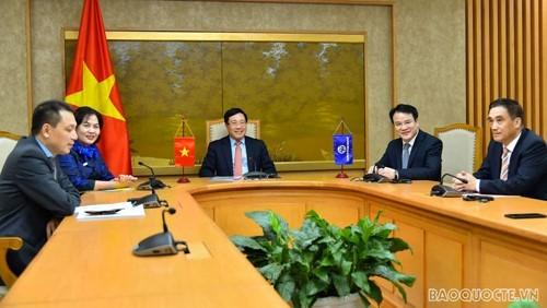 La Banque mondiale prête à coopérer avec le Vietnam dans différents domaines
