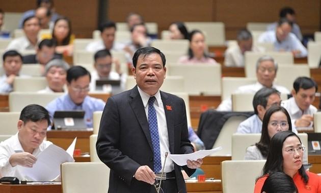 L'Assemblée nationale poursuit les «Questions au gouvernement»