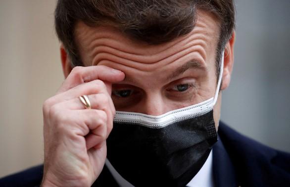 France: Emmanuel Macron a été diagnostiqué positif au SARS-CoV-2