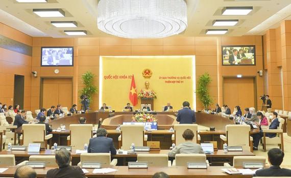 Assemblée nationale: Ouverture de la 52e session du comité permanent