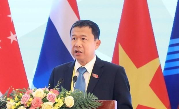 Le Vietnam participe à une visioconférence du comité exécutif de l'APF