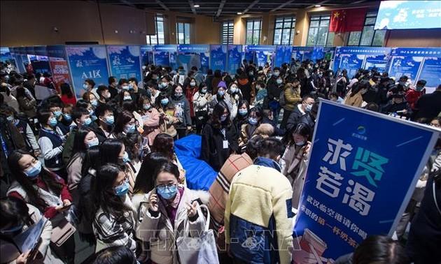 La pandémie a entraîné la perte de l'équivalent de 255 millions d'emplois dans le monde en 2020
