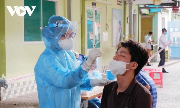 Hô Chi Minh-ville durcit les mesures préventives anti-Covid-19