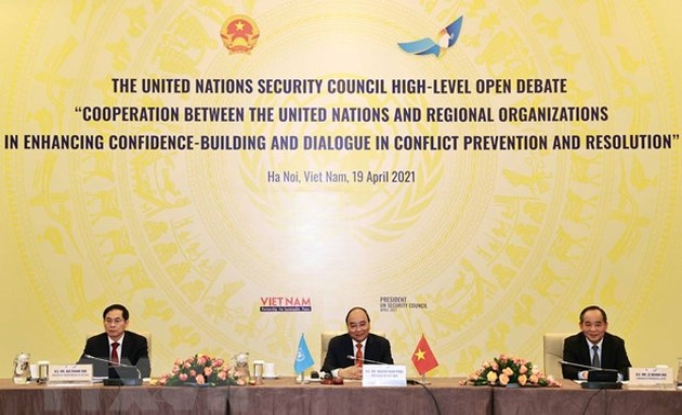 Le Vietnam, partenaire pour la paix et le développement durable