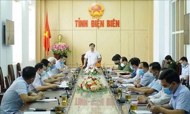 Covid-19: les provinces vietnamiennes réagissent…