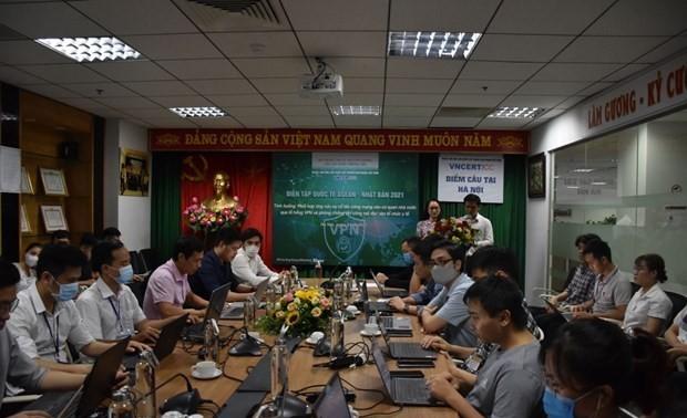 Cyberdéfense: le Vietnam participe à l'exercice ASEAN-Japon 2021