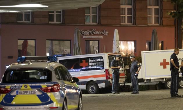 Allemagne : trois morts et cinq blessés graves dans une attaque au couteau à Wurtzbourg