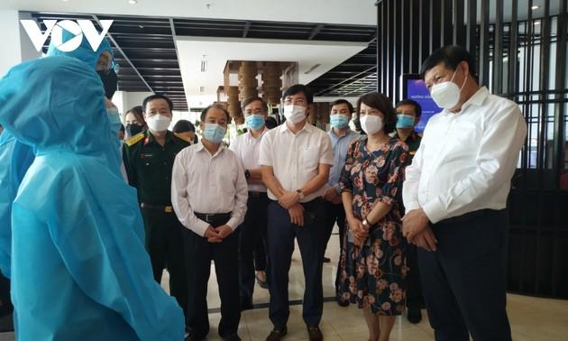 Covid-19: Quang Ninh se prépare à appliquer la quarantaine de 7 jours pour les personnes arrivant de l'étranger