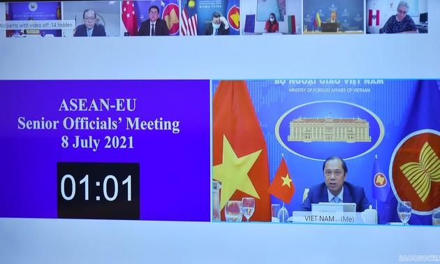 Renforcement du partenariat stratégique ASEAN-Union européenne