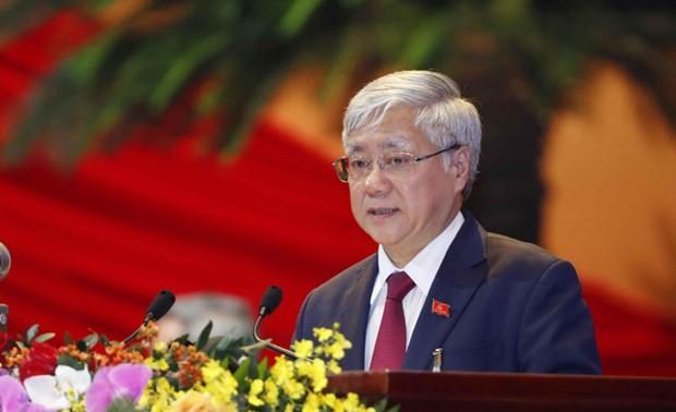 Fête Raya Eidil Adha: Message du chef du Front de la Patrie aux musulmans vietnamiens