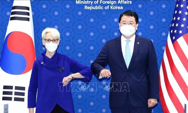 Dialogue stratégique entre la République de Corée et les États-Unis