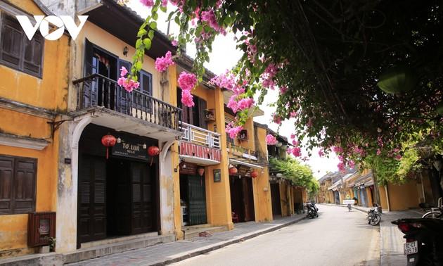 La ville de Hôi An en distanciation sociale à partir de 6h ce samedi