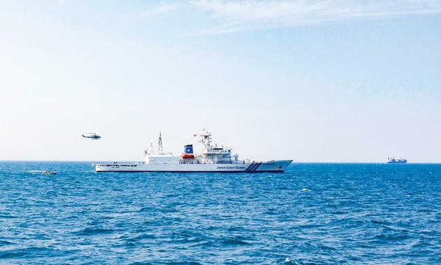 Vers un code de conduite en mer Orientale