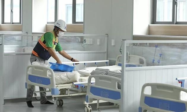 Covid-19: le ministère de la Santé invite les patients guéris à épauler les médecins