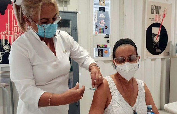 Le Vietnam approuve le vaccin cubain Abdala