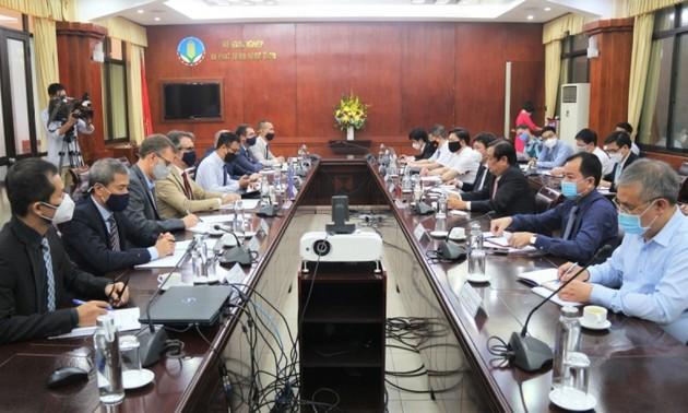 Dynamiser le commerce des produits agricoles Vietnam - UE
