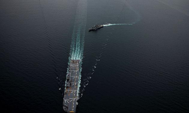 L'Australie et la Nouvelle-Zélande participent aux exercices militaires en mer Orientale