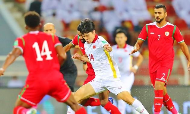 Éliminatoires de la Coupe du monde de football: le Vietnam a perdu face à l'Oman (1-2)