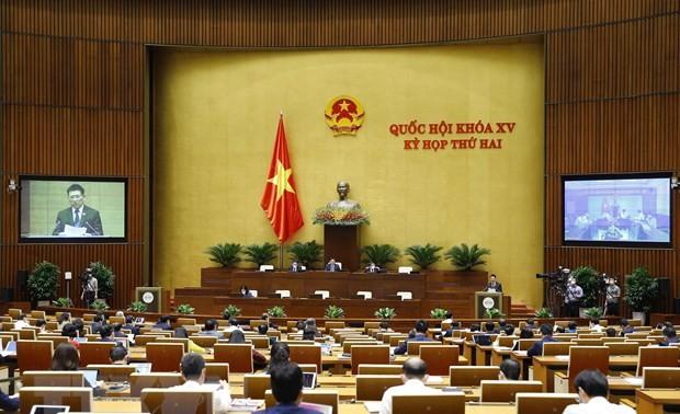 Assemblée nationale: journée du 22 octobre